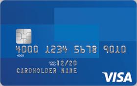 Cartão de Crédito Caçula de Pneus Visa