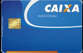 Cartão de Crédito Caixa Visa Nacional