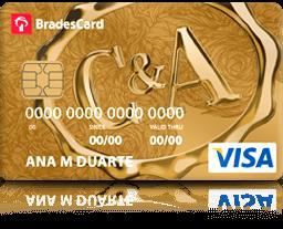 Cartão de Crédito C&A Visa Gold