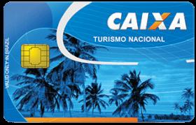 Cartão de Crédito Cartão Turismo Caixa Visa Nacional