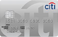 Cartão de Crédito Citi Clássico Platinum Visa