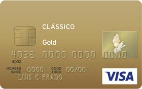 Cartão de Crédito Citi Clássico Visa Gold