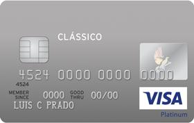 Cartão de Crédito Citi Clássico Visa Platinum