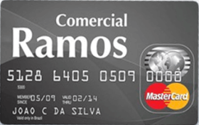 Cartão de Crédito Comercial Ramos MasterCard