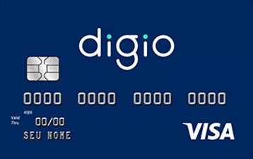 Cartão de Crédito Digio Visa