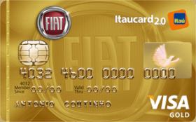 Cartão de Crédito FIAT Itaucard 2.0 Gold Visa