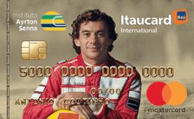 Cartão de Crédito IAS Itaucard Internacional Mastercard