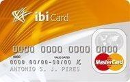 Cartão de Crédito ibiCard MasterCard Internacional