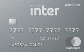 Cartão de Crédito Intermedium Mastercard Platinum