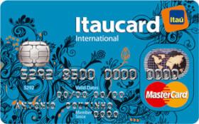 Cartão de Crédito Itaucard Universitário MasterCard