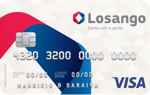Cartão de Crédito Losango Visa