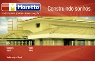 Cartão de Crédito Moretto Visa