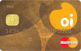 Cartão de Crédito Oi