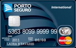 Cartão de Crédito Porto Seguro MasterCard International