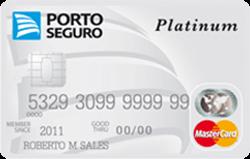 Cartão de Crédito Porto Seguro MasterCard Platinum