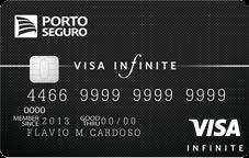Cartão de Crédito Porto Seguro Visa Infinite