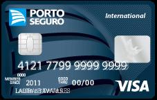 Cartão de Crédito Porto Seguro Visa International