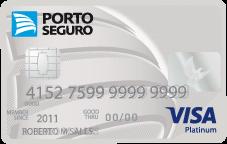 Cartão de Crédito Porto Seguro Visa Platinum