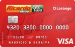 Cartão de Crédito Ricardo Eletro