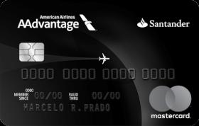 Cartão de Crédito Santander / AAdvantage® Black