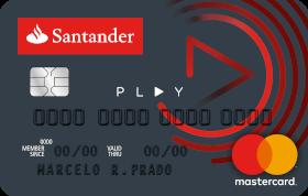 Cartão de Crédito Santander Play