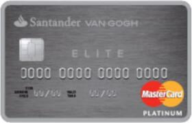 Cartão de Crédito Santander Van Gogh Elite Platinum MasterCard
