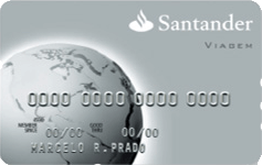 Cartão de Crédito Santander Viagem Mastercard