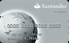 Cartão de Crédito Santander Viagem Visa