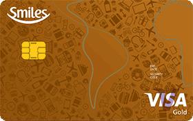 Cartão de Crédito Smiles Visa Gold