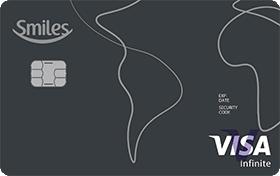 Cartão de Crédito Smiles Visa Infinite