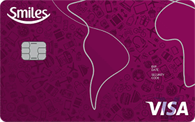 Cartão de Crédito Smiles Visa Internacional