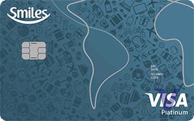 Cartão de Crédito Smiles Visa Platinum
