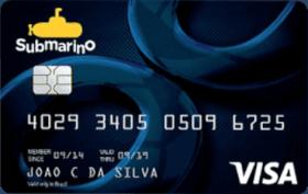 Cartão de Crédito Submarino Visa