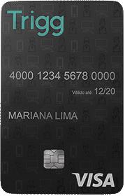 Cartão de Crédito Trigg Visa