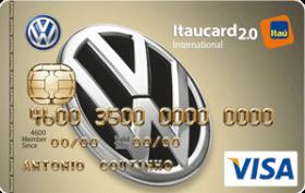 Cartão de Crédito Volkswagen Itaucard 2.0 International Visa