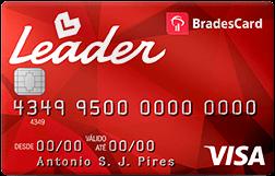 Cartão de Crédito Leader Visa Nacional