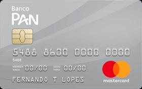 Cartão PAN MasterCard Platinum