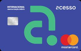 Cartão Pré-Pago Acesso Virtual MasterCard® Internacional