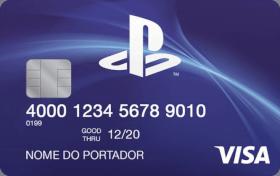 Cartão Pré-Pago PsCard Visa