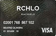 Cartão Riachuelo Visa