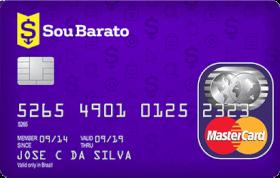 Cartão Sou Barato MasterCard