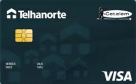 Cartão de Crédito Telhanorte Visa