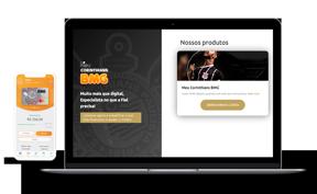 Conta Digital Meu Corinthians BMG
