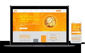 Conta BMG Invest Digital