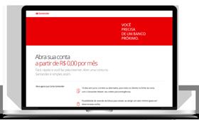 Conta Santander