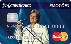 Credicard Emoções International MasterCard