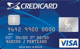 Credicard Nacional Visa