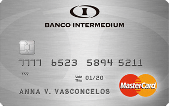 Cartão de Crédito Intermedium MasterCard