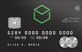 Cartão de Crédito Original MasterCard® Black