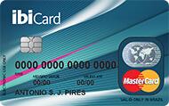 Cartão de Crédito ibiCard MasterCard Nacional